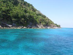 splendid waters and beaches
